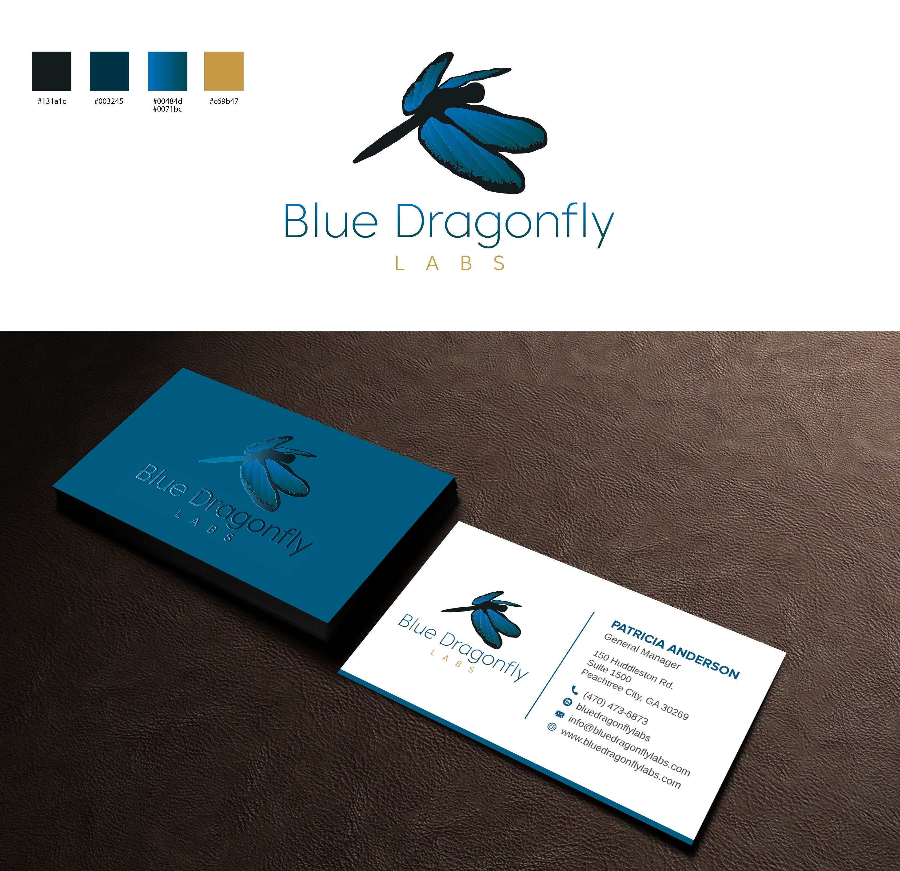 Blue Dragonfly Labs